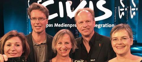 """CIVIS-Medienpreis für """"Der Tag"""""""