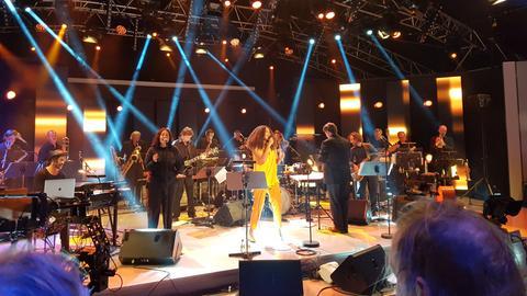 Konzert der hr-Bigband und Joy Denalane: