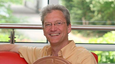 hr-Redakteur Joachim Meißner