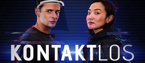 """hr-Serie """"Kontaktlos"""" mit Felina (Ariana Gansuh) und Max (Dominic Betz)"""