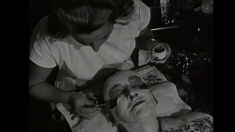 Kosmetik für Männer: Beitrag aus der Abendschau von 1957