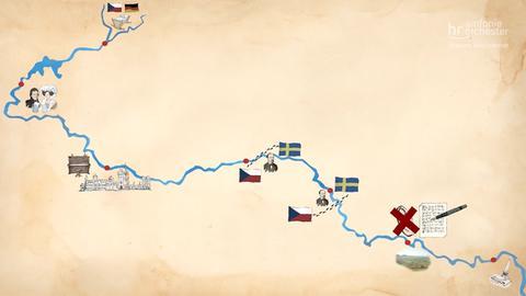 Moldau Wasserwelten