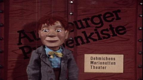 Puppenkiste Briefmarke Videostartbild