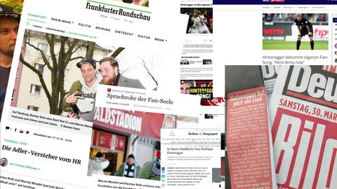 """""""Fußball 2000"""" in den Medien"""