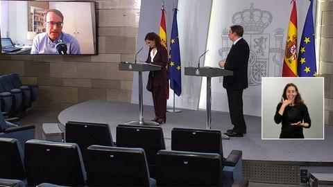 Marc Dugge Regierungs-PK