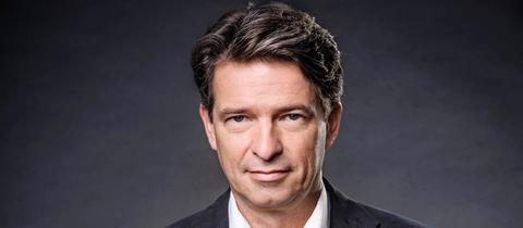 Moderator Robert Hübner