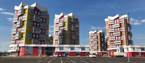 Wohnungen in Saransk