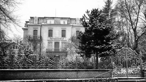 Das Hotel Terrassenhof in Bad Nauheim