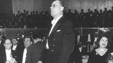 Karl Böhm und das Radio-Sinfonie-Orchester
