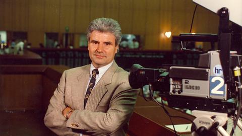 Börsen-Experte Frank Lehmann