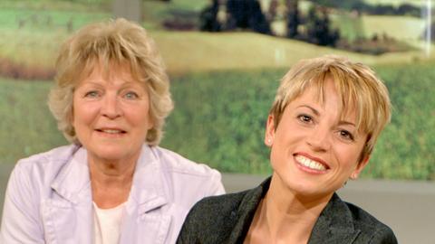 Barbara Siehl und Miriam Deforth