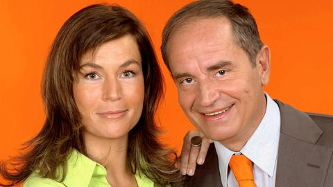 Claudia Schick und Holger Weinert