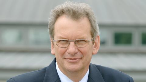 Hörfunkdirektor Heinz Sommer