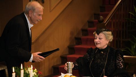 Margit Sponheimer und Walter Flamme