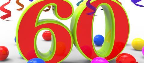 60 Jahre hr