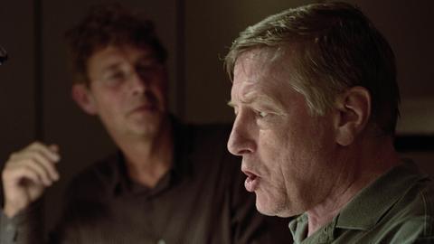 Klaus Buhlert und Manfred Zapatka