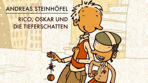 """""""Rico, Oskar und die Tieferschatten"""": Jugend-Hörbuch von Andreas Steinhöfel"""