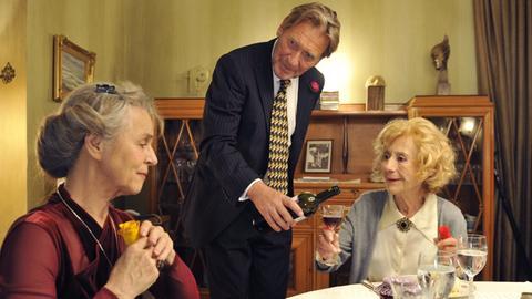 Cornelia Froboess, Matthias Habich und Rosemarie Fendel