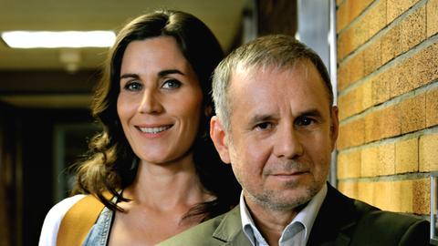 Neues Ermittler-Duo: Joachim Król und Nina Kunzendorf