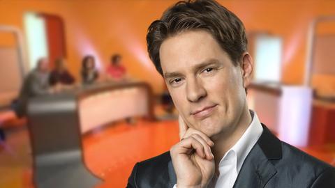 Moderator Sven Lorig