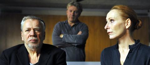 Peter Lerchbaumer, Jörg Schüttauf, Andrea Sawatzki