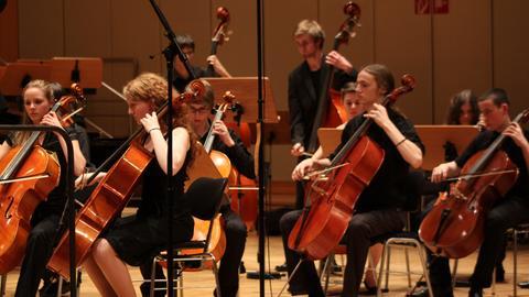 Schulorchesterwettbewerb 2011