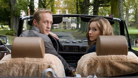 Stephan Kampwirth und Mina Tander