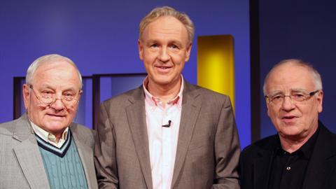 Carl Bringer, Meinhard Schmidt-Degenhard und Norbert Schneider