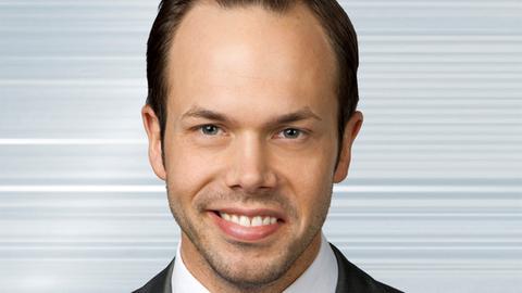 hr-iNFO-Moderator Jascha Habeck