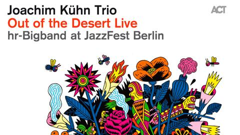 "CD-Cover ""Out of the Desert Live"""