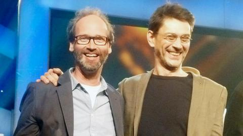 Kameramann Harald Schmuck und Cutter Ionannis Mantatzis