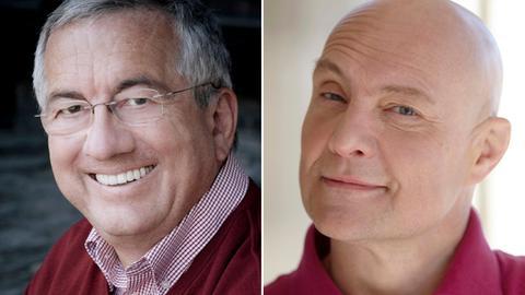 Werner Reinke und Thomas Koschwitz
