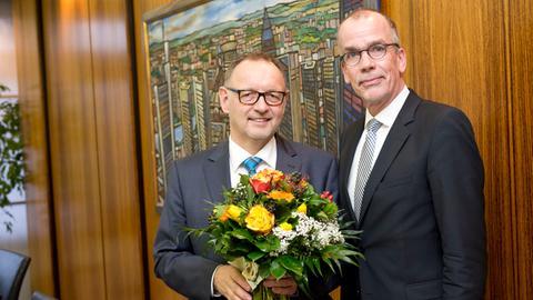 Wahl von Manfred Krupp zum hr-Intendanten