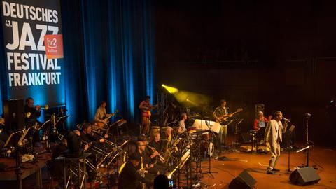 Das 47. Deutsche Jazzfestival Frankfurt 2016