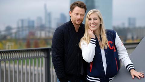 Kate Menzyk und Christian Kaempfert