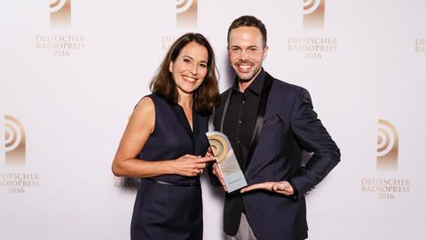 Deutscher Radiopreis für Jascha Habeck