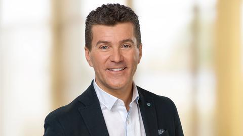 Sportredakteur und -Reporter Daniel Weiss