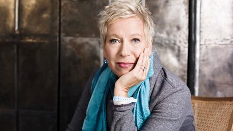 Filmemacherin und Autorin Doris Dörrie