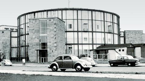 Der Hessische Rundfunk von 1950