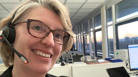 Gabriele Holzner, hr-Programmdirektorin