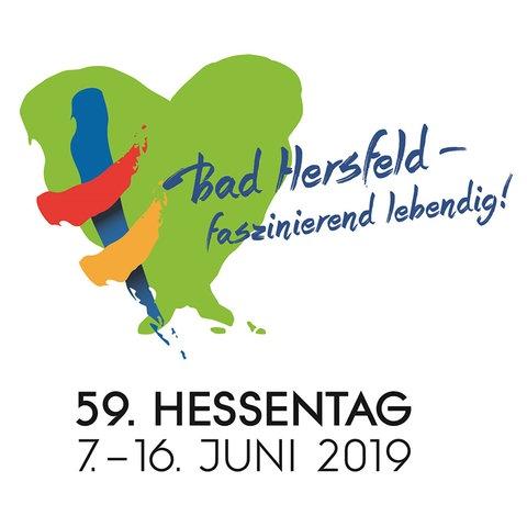 Logo Hessentagsstadt Bad Hersfeld