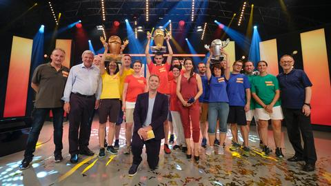 Dolles Dorf 2017 - Finale