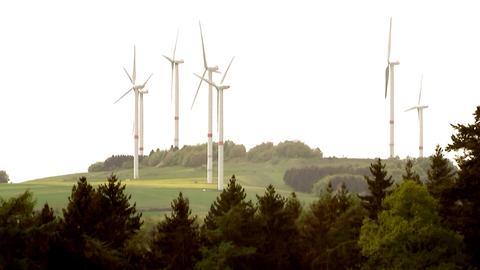Windräder in Waldeck-Frankenberg