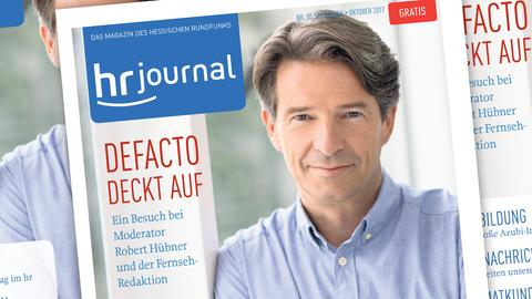 Cover hr-Journal 05/2017 Foto Robert Hübner