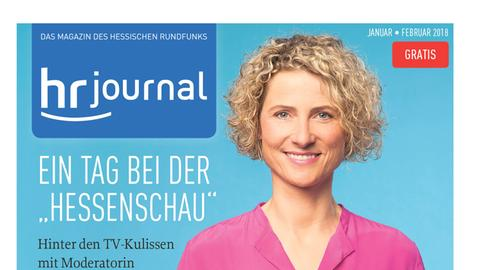 hr-Journal November/Dezember 2017: Cover