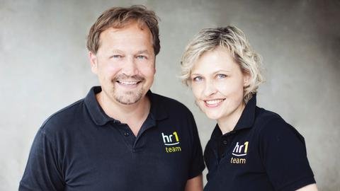 Detlef Budig und Marion Kuchenny