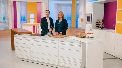 Mathias Münch und Anne Brüning