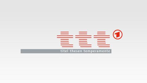 ttt – titel thesen temperamente Logo