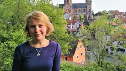 Regionalreporterin Anna Vogel