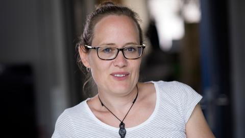 Regionalreporterin Petra Demant